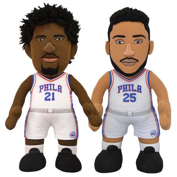 Philadelphia 76ers Joel Embiid & Ben Simmons Dynamic Duo 10
