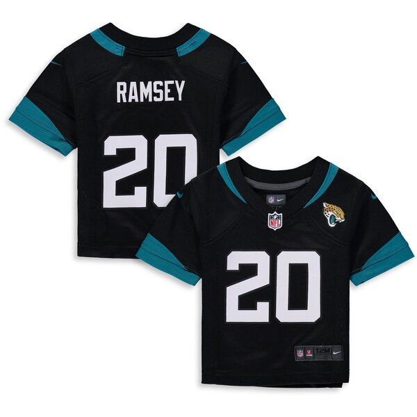 Infant Jacksonville Jaguars Jalen Ramsey Nike Blac cheap Wentz youth jersey